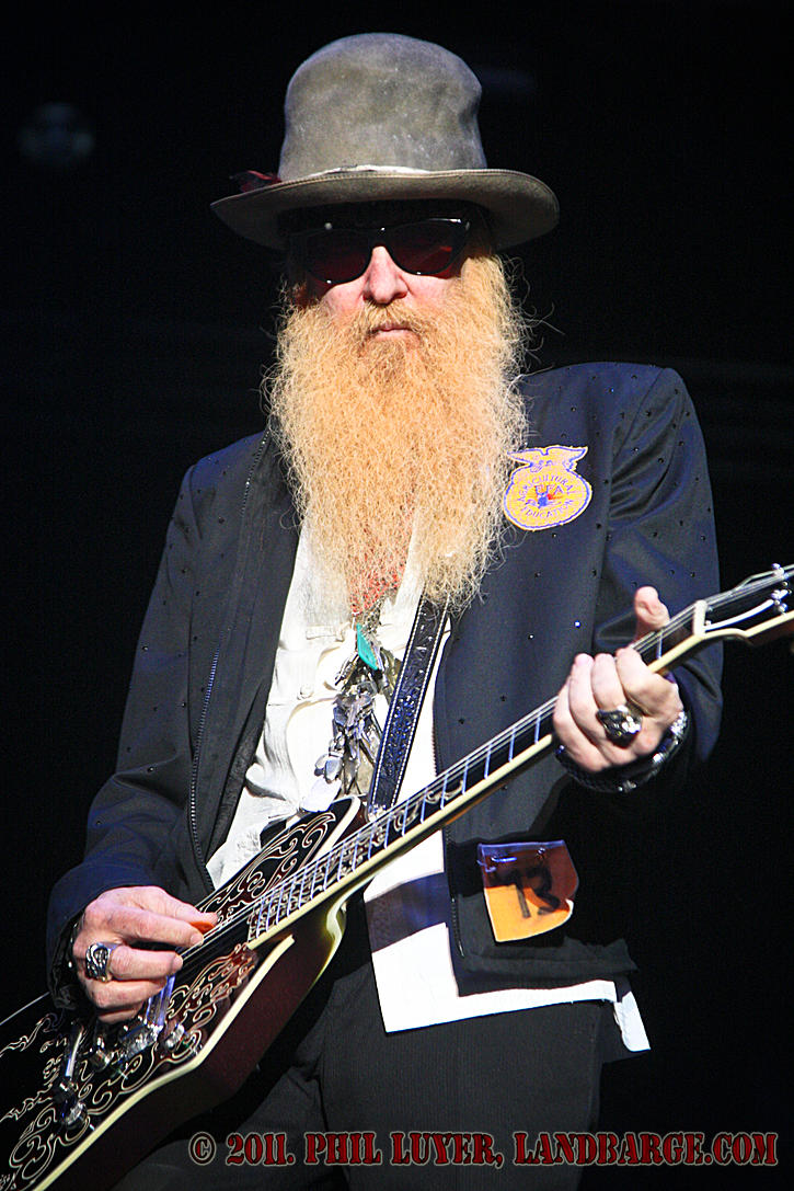 Billy F Gibbons, lead man for ZZ Top and legendary cool car dude, shot with Canon 1D Mk III and 24-105 f/4.0L IS