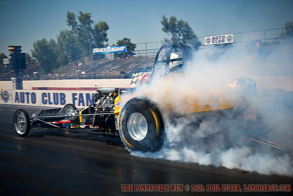 ANRA Drag Racing at Famoso Raceway - Bakersfield, CA