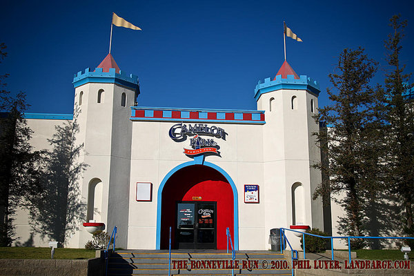 Camelot Park Amusement Centre in Bakersfield, California