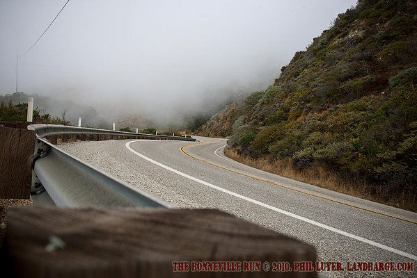 Some of the Awesome Scenery on California's Pacific Coastal Highway